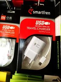 Charger SmartFren 2.0A Ori 99%