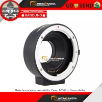 Meike lens adapter mk-c-af4 for Canon EOS M to Canon ef-ef-s