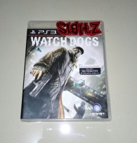 bd PS3 kaset game WATCH DOGS
