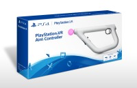 PS4 VR Aim Controller + GAME *