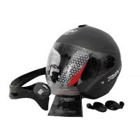 harga Helm rsv super color black doff Tokopedia.com