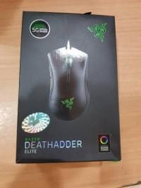 Razer Deathadder Elite-The eSPORTS Gaming Mouse-RGB Chroma Edition