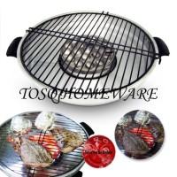 Roaster 32 Grill Alat Panggang Pemanggang Serbaguna , BBQ Pan