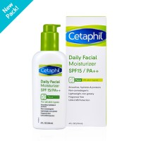 Cetaphil Daily Facial Moisturizer SPF 15 -118ML