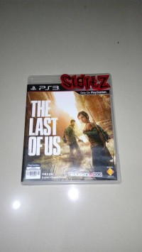 bd ps3 kaset the last of us