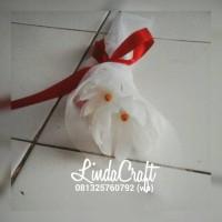 Hand Buket Murah / Kado Natal / Hadiah Ulang tahun / Hadiah Wisuda