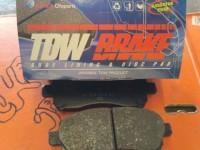 kampas rem depan avanza/ Rush/Taruna/ APV merk TDW