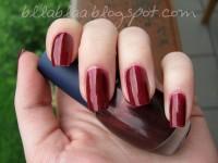 Shining Deep Red Wine Konad Original Kutek 10ml R46