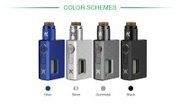 MOD KIT VAPOR VAPE - GEEKVAPE ATHENA SQUONK KIT WITH BF RDA BLACK