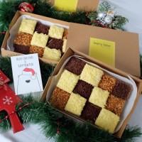 Bolu Jadul (premium traditional sponge cake)