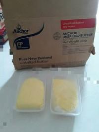 Butter anchor unsalted repack box plastik 475gram