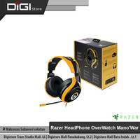 Razer HeadPhone OverWatch Mano'War