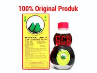 Minyak Urut Asai (Cap Gunung Hijau)-Obat sakit otot,sendi,tulang,perut