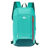 Tas Quechua Arpenaz 10 L Day Hiking Backpack Mint Green