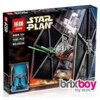 Lego Lepin Star Wars UCS Tie Fighter - 1685pcs 05036 Brixboy