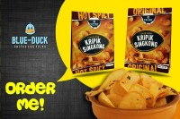 Blue Duck Snack Made in Bandung