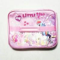 Lunchbag / Tas bekal aluminum foil karakter Pony muat Yooyee