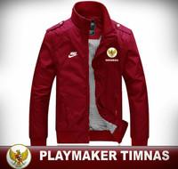 Jaket Playmaker Timnas Indonesia