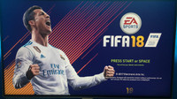 Fifa 18 original standard edition pc (sharing)