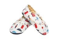 Mooi sepatu prewalker tali london