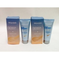 Wardah BB Cream Lightening SPF 32 BARU Mencerahkan Wajah 15 ML