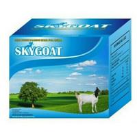 SkyGoat Milk Kambing Etawa   Susu Kambing Bubuk Full Cream Original.