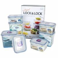 Lock & Lock Gift Set Economy isi 7 pcs