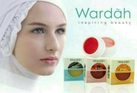 Wardah Lip Balm Bibir 3 Warna