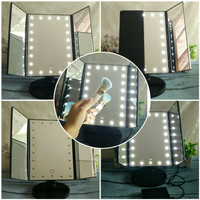Cermin LED Standing Mirror Touchscreen