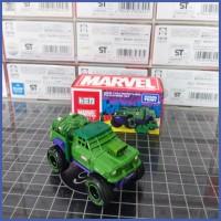 Tomica Marvel Avengers TUNE Evo 7.0 Destroy 4WDS Hulk