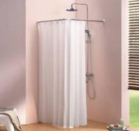 Tiang shower courtain kamar mandi / hordeng / gorden