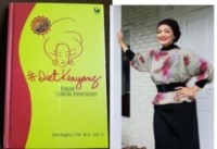 Buku Diet Kenyang dengan Cooking Hypnotherapy   Dewi Hughes