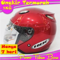 [SALE] Helm Best 1 BLUE NAVY Model INK Centro