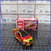 Tomica Marvel Avengers TUNE Evo 4.0 Elyxion Zeta Iron Man