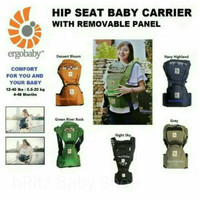 harga Ergo hipseat / ergo baby hip seat baby carrier / gendongan ergo baby Tokopedia.com