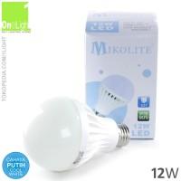 Lampu LED Bohlam 12W murah 12 Watt W 12watt Bulb bukan philips 11w 13w