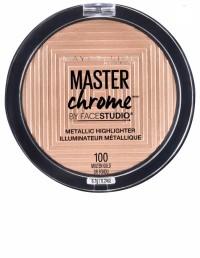 Maybelline FACESTUDIO Master Chrome Metallic Highlighter.