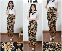 rok lilit batik jumbo hasanah rok panjang maxi