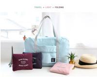 333 Korean Easy Travel Bag foldable Tas travel hand carry