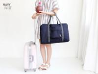 333 Korean Easy Travel Bag foldable Tas travel hand carry 333