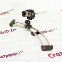 60 cm Slider Camera ARC Curved DSLR ARTechno