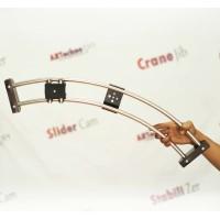 100 cm Slider Camera ARC Curved DSLR ARTechno