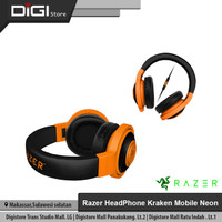 HeadPhone Razer Kraken Mobile Neon Orange