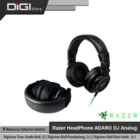 HeadPhone Razer ADARO DJ Analog
