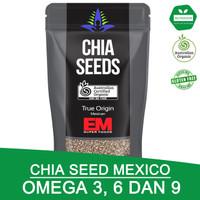 CHIA SEED EM 250 GRAM MEXICO ORGANIK