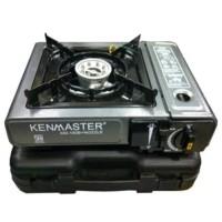 kompor portable 2in1 kenmaster