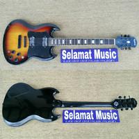 Gitar Listrik Epiphone SG Sunbrust