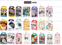 Fujifilm Refill Polaroid Instax Mini Film Cartoons Exclusive 10 Lembar
