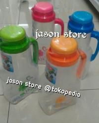 Botol air Drink Saloon bottle lion star 2 Liter/Botol lion star saloon
