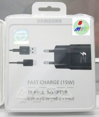 Charger Samsung A8 / A8+ Plus / A6 / Note 9 Original USB Type C